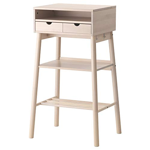 Ikea Knotten 302.994.85 - Escritorio de pie, Color Blanco