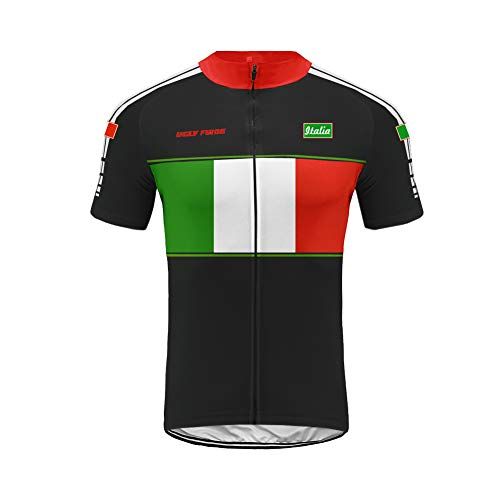 Uglyfrog+ Sportbekleidung Radtrikots Kurzarm Fahrradbekleidung Fahrrad top Männer MTB Jersey Atmungsaktive Sommer