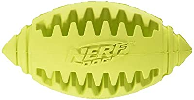 Nerf Dog Football Teether Toy,