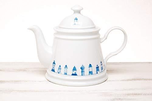 CUP+MUG Teekanne Leuchttürme