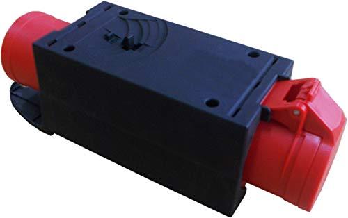 CEE Adapter 32A 400V - 16 A C16A Stromverteiler Baustromverteiler Verteiler CEE