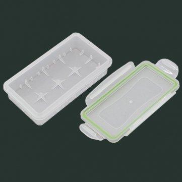 Housse de protection batterie de stockage étanche pour 2x18650