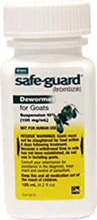 Merck Safeguard Goat Dewormer, 125ml