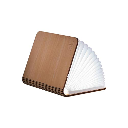 Gingko Mini Naturholz Smart Book Light - Ahorn