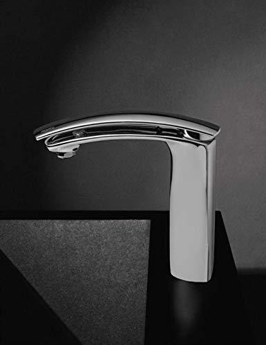 EFFEPI Monocomando lavabo Flo Cromo Senza Scarico con attacchi da 3/8''