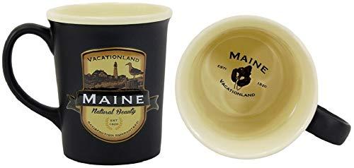 Americaware SEMMAI01 Maine Emblem Mug