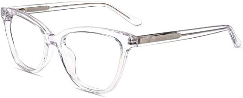 montatura occhiali donna Firmoo Occhiali Luce Blu Bloccanti per il Mal di Testa il Blocco della Cefalea UV