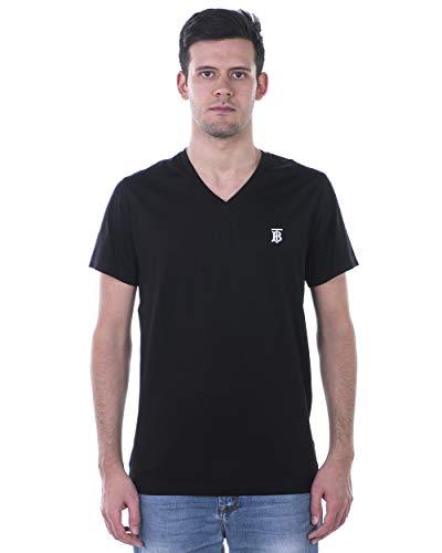 BURBERRY - Mann T-Shirt 8017255 8017255 SCHWARZ MARLETT M
