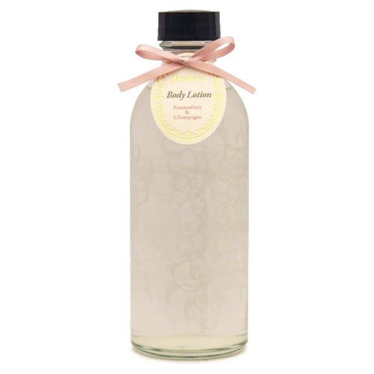 逆説呼ぶ熱心なD materia ボディローション パッションフルーツ&シャンパン Passionfruit&Champagne Body Lotion ディーマテリア