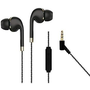 CZARTECH in-Ear Wired Earphones Deep bass Headphones with Mic…