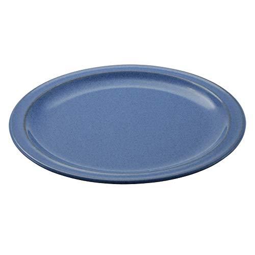 Ammerland Assiette Plate Ø 24 cm Couleur : Bleu
