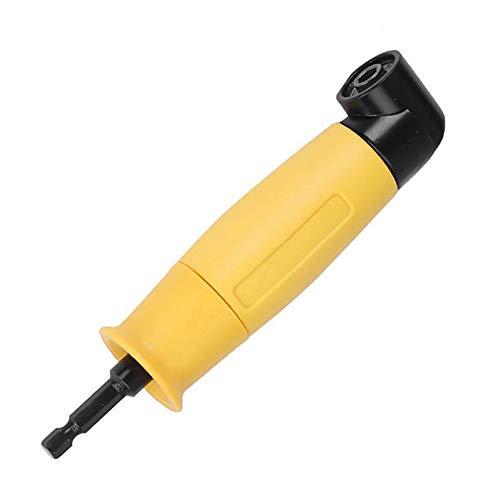 Haakse boormachines, 90 graden Hex Shank Haakse Boor Adapter voor auto-onderhoud, accu boormachine, elektrische schroevendraaier, dopsleutel, Ratchet