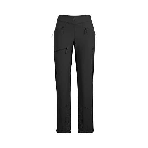 Mammut Damen Pantalon Aenergy So-1021 Softshell-hose, Schwarz (black), 36