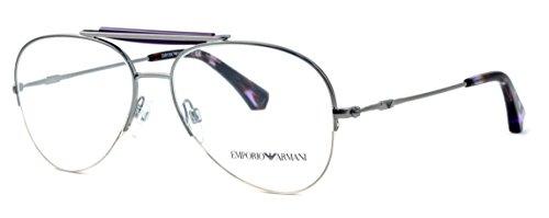 Emporio Armani EA1020 Eyeglasses-3010 Gunmetal-55mm