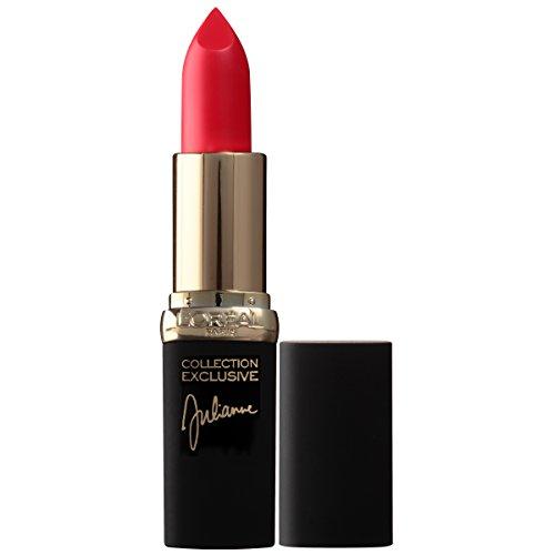 L'Oreal Paris Colour Riche Collection Exclusive Reds, Julianne's Red [401] 0.13 oz