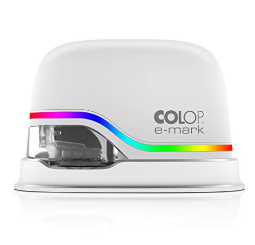 COLOP e-Mark Electronic Marking Device/Multi-Colored Imprint/Digital Stamp/Mobile Printing.