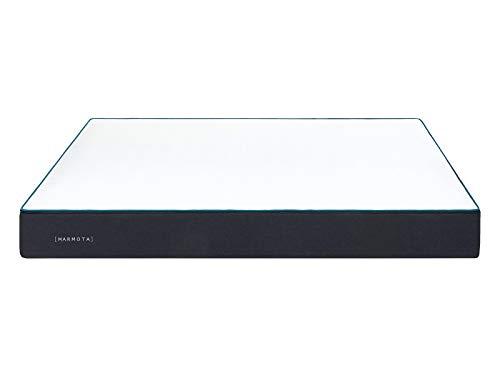 MARMOTA Colchón Live 90 x 190 cm - Viscoelástica Exclusiva y Support Foam, Avalado por Médicos Especialistas y con 100 Noches de Prueba Sin Compromiso