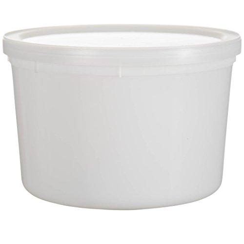 large airtight plastic tub - 6