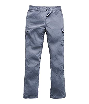 The North Face Women's Wandur Hike Pants Grisaille Grey 6 32