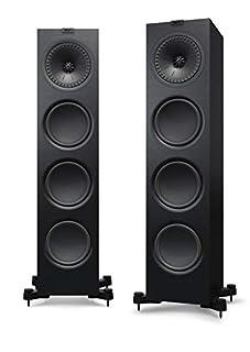 Bass reflex, 200 mm Uni-Q con membrana in alluminio, tweeter da 38 mm con calotta in alluminio ventilato 200 mm alluminio LF, 2 x 200 mm alluminio ABR Pressione sonora massima: 113 dB, risposta in frequenza: 48 Hz-28 kHz (±3 dB) Impedenza: 8 Ohms (mi...