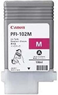 CNM0896B001AA - Canon Cyan Ink Tank for imagePROGRAF iPF500, iPF600, and iPF700 Printers