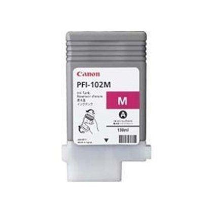CNM0896B001AA - Tanque de tinta cian Canon para impresoras imagePROGRAF iPF500, iPF600 y iPF700