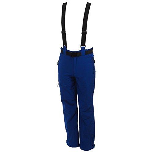 SD Best selection - Unosoft Roy Pant - Pantalon de Ski Surf - Bleu Moyen - Taille XS
