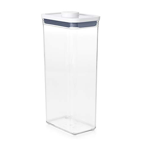 NEW OXO Good Grips POP Container - Airtight Food Storage - 3.7 Qt for Cereal and More
