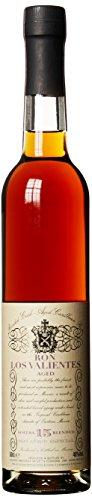 Los Valientes 15 Jahre Añejo Especial Rum (1 x 0.5 l)