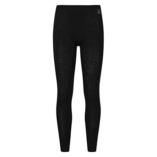 Mountain Warehouse Mens Merino Thermal Base Layer Trousers – Lightweight Mens Pants, Antibacterial, Breathable Bottoms…