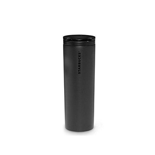 Starbucks Stainless Steel Tumbler - Matte Black, 16 fl oz