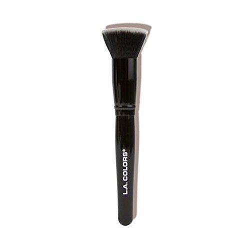 L.A. COLORS Cosmetic Brush - Flat Kabuki Brush (6 Pack)