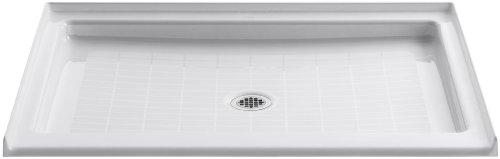 KOHLER 9026-0 Purist Shower Receptor, White