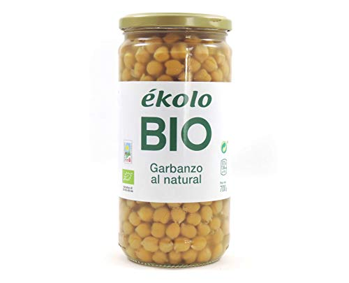 Ekolo Garbanzos Al Natural Bio, 6...