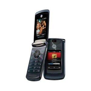 Telekom RAZR2 V8 Telefon mobil QuadBand GSM 850/900 / 1800/1900 Edge schwarz