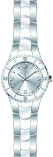 Clyda - CLA0579RBBX - Montre Femme - Quartz Analogique - Cadran - Bracelet Plastique Blanc