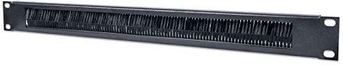 Intellinet 712767 rack accessory - rack accessories (Black, 48.3 cm (19'), 1 pc(s), 483 mm, 15 mm, 200 g)