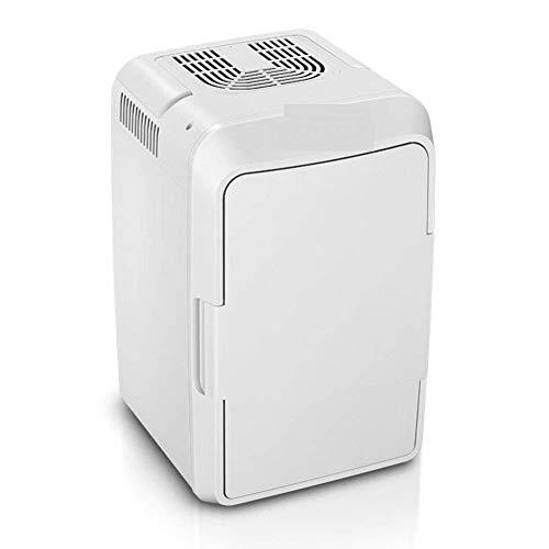 NLRHH 12LCOMPACT-Refrigeradores Inicio Miniatura Estudiante Dormitorio Refrigerador Coche Dual Coche Refrigerador Can Beverage Cooler-Blue 20x18x28cm (8x7x11 Pulgadas) Peng