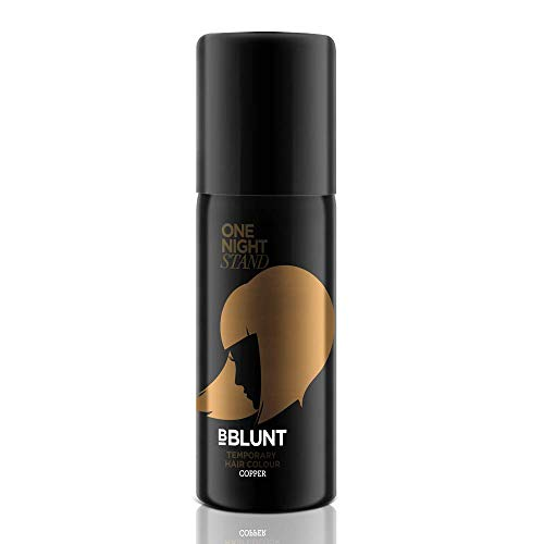 Bblunt One Night StAnd Temporary Hair Color, Copper, 51ml