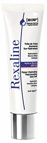 Rexaline Hydra-Divine SPF 20 - jugend- und feuchtigkeitsspendende Tagescreme - Rexaline CC Pflege...