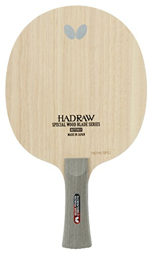 Purchase Butterfly Hadraw Shield Blade Table Tennis Blade - Defensive All-Wood Blade - Hadraw Shield...