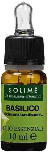 Olio essenziale Basilico puro al 100% 10 ml - Prodotto erboristico made in Italy