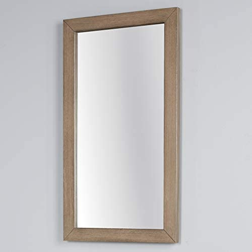 Max 62% OFF Outlet sale feature Wall-mount mirror in metal or wooden frame. D: 34
