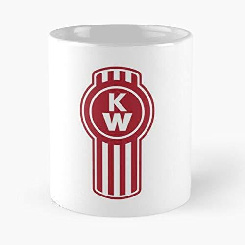 Kenworth Truck Logo Classic Mug Best Gift Coffee Mugs 11 Oz
