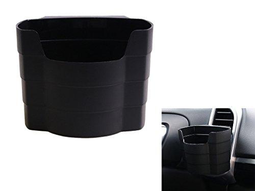 Chytaii KFZ Tassehalter Cubby Box Aufbewahrungsbox Klimaanlage Ausgang(Car Air Vent) Wasserbecherhalter Handys Getränke Zigaretten-Etui Halterung