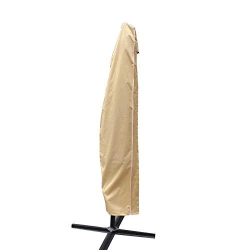 Funda Protectora De Parasol,cobertura Impermeable Para Sombrillas, Impermeable, Antipolvo, Resistente a Los Rayos Uv/resistente a La Intemperie, (250 * 74 * 35 Cm)
