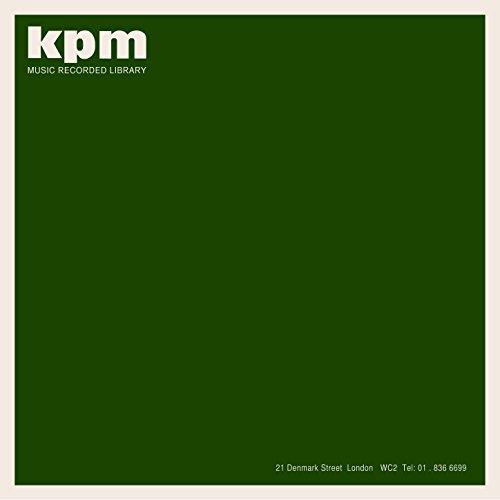 Kpm 1000 Series: Jazz Graphics / The Spy Set ('Das Geheimnis der weißen Nonne')