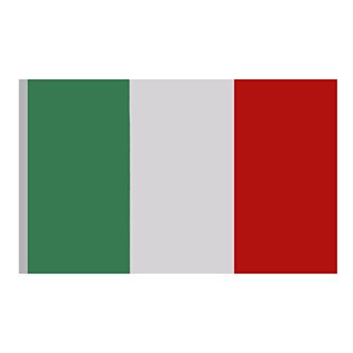 Drapeau Italie Italien Polyester Extérieur Flag Félicitations 90 x 150cm