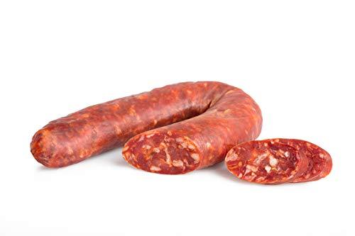 Salsiccia piccante, Salami piantante, chorizo con chili, Salumi Pasini, 300 g