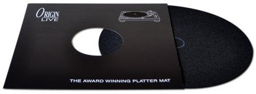 Platter - Alfombrilla para Tocadiscos de Vinilo: Amazon.es ...
